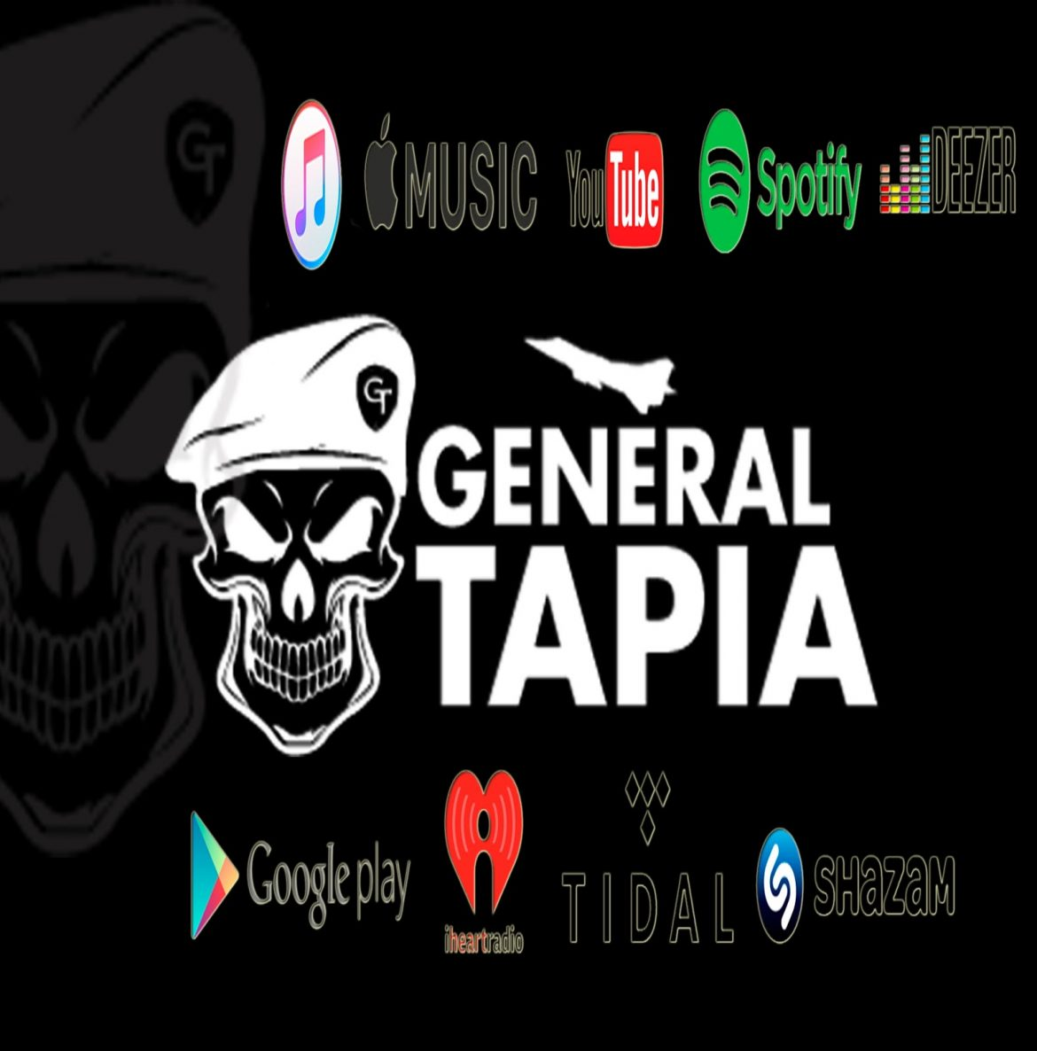 Spanglish Artist, General Tapia Is Making His Mark In The Music Industry With A Unique Blend of Rap, Hip Hop & Latin Fusion