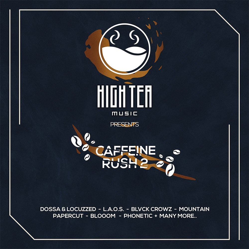 Your EDM Premiere: High Tea Music Gives Us All a Double Shot 'Caffiene Rush'