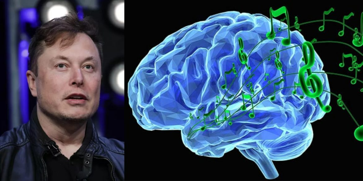Elon Music Claims Neuralink Chip Allows Music Streaming Directly to Brain