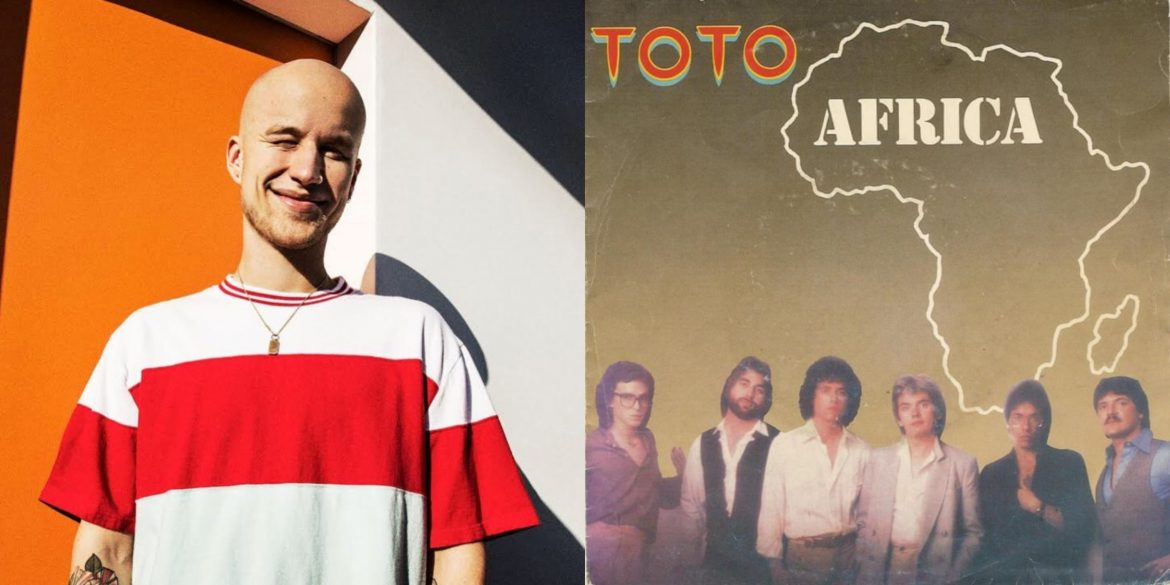 """LISTEN: Medasin Takes On Toto's """"Africa"""" in Must-Hear Remake"""