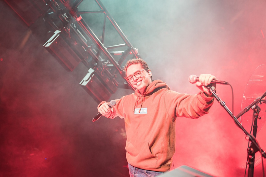 "Stream & Download Logic's Final Album,""No Pressure"""
