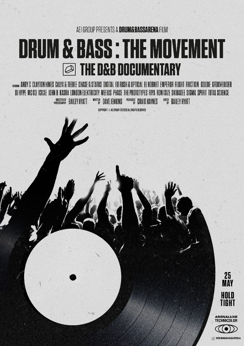 If You Haven't Seen the New Drum & Bass: The Movement Documentary by Drum&BassArena, It's More Than Worth a Look