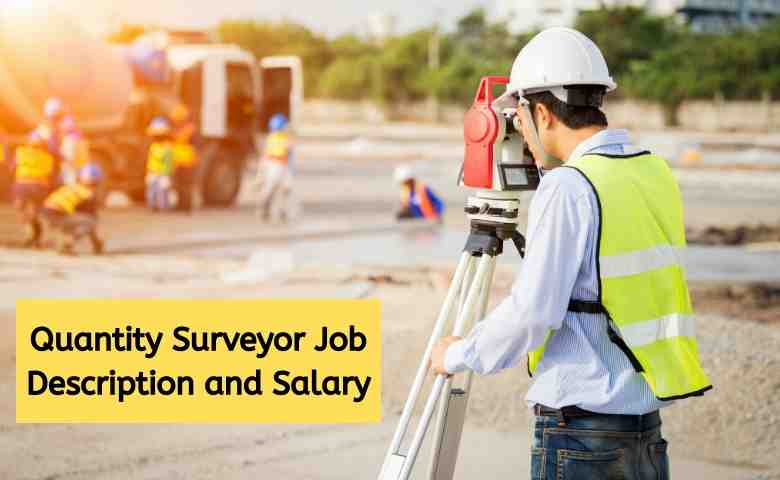How To be Quantity Surveyor