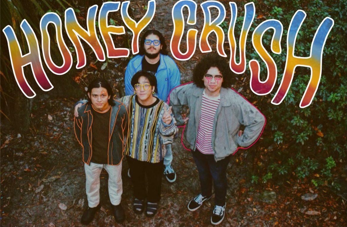 Floridian Band Honey Crush Releases New Single